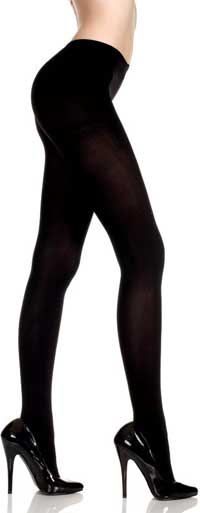 Music Legs Opaque Tights (size 38Kb)