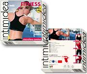 Paper box packaging for Fitness Reggiseno T-back