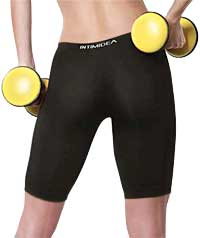 Panty Shorts: Intimidea Fitness Cyclist Pants (size 44Kb)