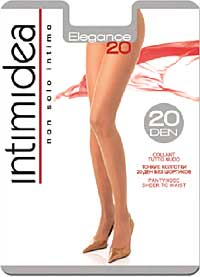 Fashion Pantyhose: Intimidea Elegance 20 Collant (size 24Kb)