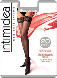 Sheer Stockings: Intimidea Elegance 20 Autoreggente (size 29Kb)