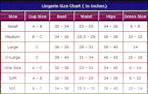 How to Measure Clothing Size?